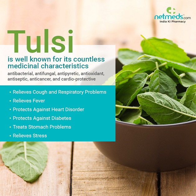 Medicinal Benefits of Tulsi