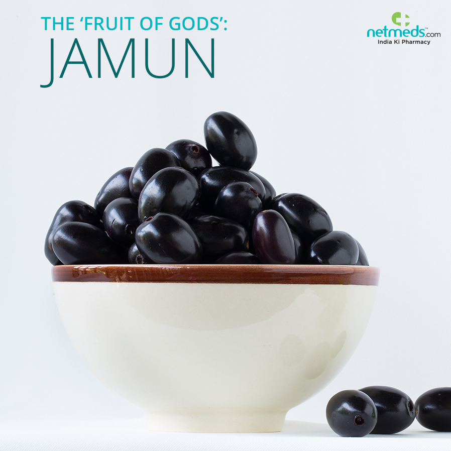 Health Benefits of Jamun - Black Plum