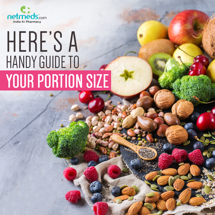 Handy Guide To Your Portion Size