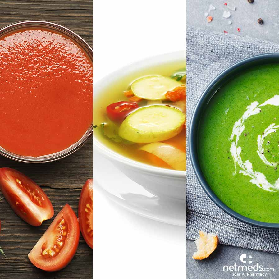 Healthy Soups for Weight Loss