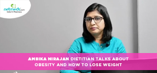 Ambika Nirajan Dietitian Talks About Obesity And How To Lose Weight