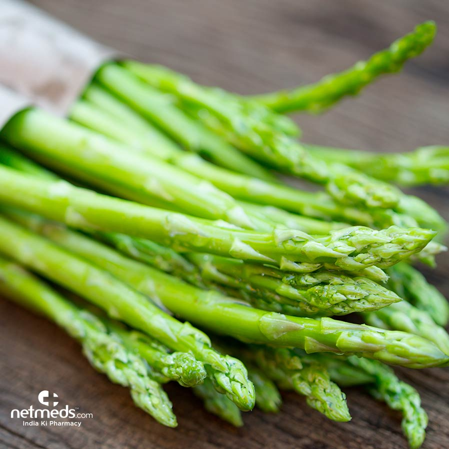 Asparagus can become your weight-loss buddy