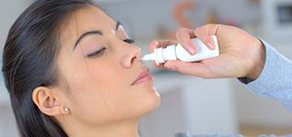 How To Use A Nasal Spray To Relieve Congestion