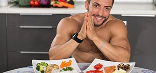 Protein-Rich Foods That Help Build Muscle Mass