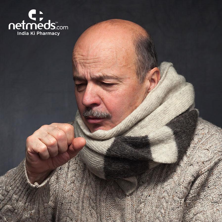 Old Man With Pneumonia