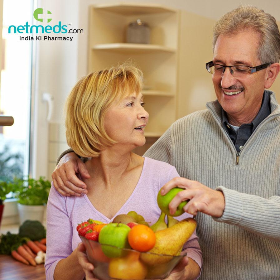 Nutrition for Senior Citizens