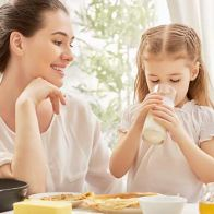 Milk At Breakfast Can Help Manage Diabetes Risk