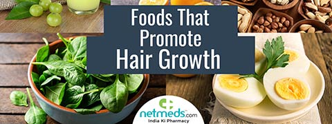 Hair Growth Tips: Top 5 Vitamins & Nutrients For Luscious Locks