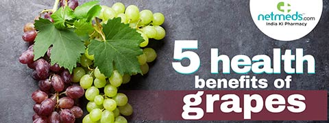 5 Excellent Reasons To Eat Grapes