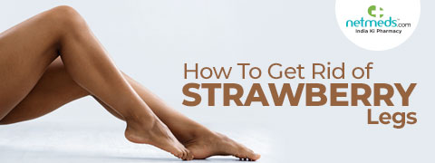 Top 3 DIY Scrubs To Get Rid Of Strawberry Legs