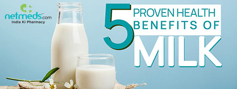 5 Proven Health Benefits Of Milk | Avocado Milkshake Recipe