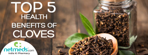 5 Awesome Benefits Of Cloves