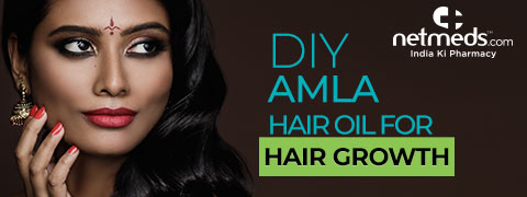 5 Impressive Benefits Of Oil Massage For Hair | DIY Amla Hair Oil