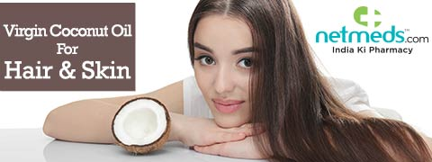 Top 5 Beauty Benefits Of Virgin Coconut Oil | DIY Virgin Coconut Oil Hair Mask