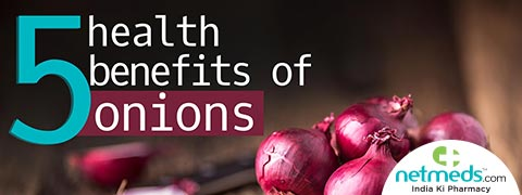 5 Ultimate Health Benefits Of Onions | How To Make Onion Juice
