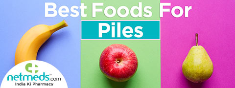Haemorrhoids: Top 5 Foods For Piles