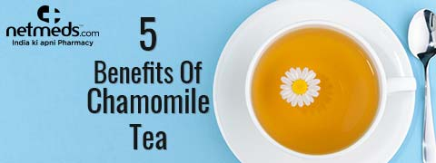 5 Superb Health Benefits Of Chamomile Tea   Chamomile Tea Recipe
