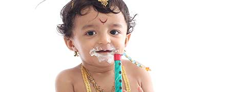 Janmashtami: Treat Your Little Krishna At Home To These Traditional Delicacies