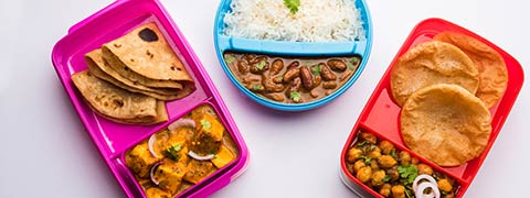 What's In Your Dabba? Healthy And Nutritious Food Choices For All Age Groups