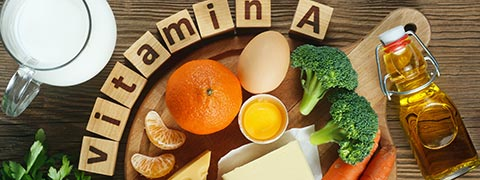 Vitamin A – Functions, Food Sources, Deficiencies and Toxicity