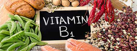 Vitamin B1 – Functions, Food Sources, Deficiencies and Toxicity