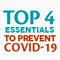Coronavirus Kit: Did You Pack All These Must-Haves To Combat COVID-19? Infographic