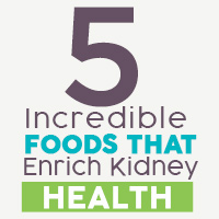World Kidney Day 2020: Top 5 Foods For Enhanced Renal Function - Infographic