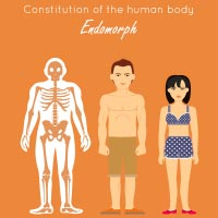 Do You Have An Endomorphic Body? Here's The Diet And Exercise That Suits You Well