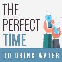 World Water Day 2020: 5 Ideal Timelines In A Day To Drink Water-Info graphic