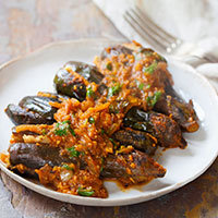Eggplant For Health: Try These Wholesome, Nourishing Brinjal Recipes Today!