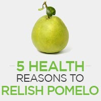 5 Astonishing Health Benefits Of Adding The Juicy Pomelo Fruit To The Diet – Infographic
