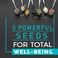 5 Mighty Seeds That You Should Add In Your Diet For Overall Health – Infographic