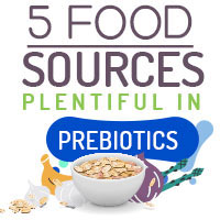 Prebiotics: 5 Awesome Foods That Uphold Gut Health-Infographic