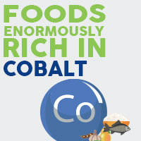 Cobalt: Add These 5 Incredibly Rich Foods To Promote Overall Health- Infographic