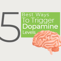 5 Incredible Ways To Boost Dopamine Levels Naturally-Infographic