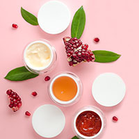 Pomegranate-Based Products: Astonishing Benefits Of The Red-Eyed Fruit Extracts For Beautiful Skin And Hair