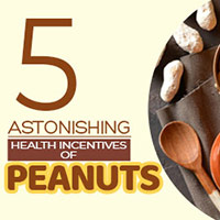 Peanuts: 5 Awesome Wellness Benefits Of Adding These Nutritious Nuts To The Diet-Infographic