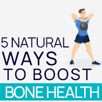 5 Effective Ways To Build Healthy Bones - Infographic
