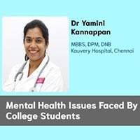 Mental Health Issues Faced by College Students