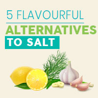 5 Natural Foods That Can Mimic Salty Taste In Your Food - Infographic