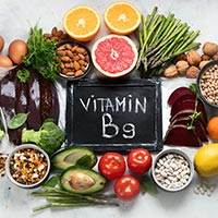 Vitamin B9: Functions, Food Sources, Deficiencies and Toxicity