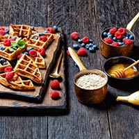 Waffles: Wholesome, Nutritious Breakfast Recipes To Relish On A Lazy Weekend Morning