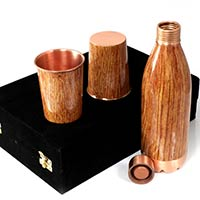 Copper Bottle: Uses, Benefits, How To Store Water In Copper Vessels, Toxicity