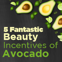 5 Amazing Ways To Use Avocado In Your Beauty Care Regimen-Infographic