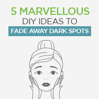 Hyperpigmentation: 5 Superb DIY Recipes To Diminish Dark Spots- Infographic