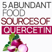 5 Food Sources Extremely Rich In Quercetin That Enhance Overall Well-Being – Infographic
