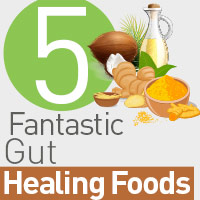 Digestive Health: 5 Splendid Foods That Enhances Gut Functions And Health - Infographic