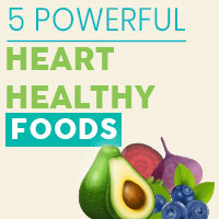 Cardiac Health: 5 Must-to-Add Foods To Augment Heart Functions -Infographic