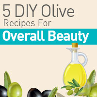 Olive Oil: 5 Fantastic DIY Ideas For A Radiant Skin And Lustrous Hair-Infographic