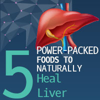 Liver Health: 5 Superb Foods That Helps To Boost Liver Function-Infographic